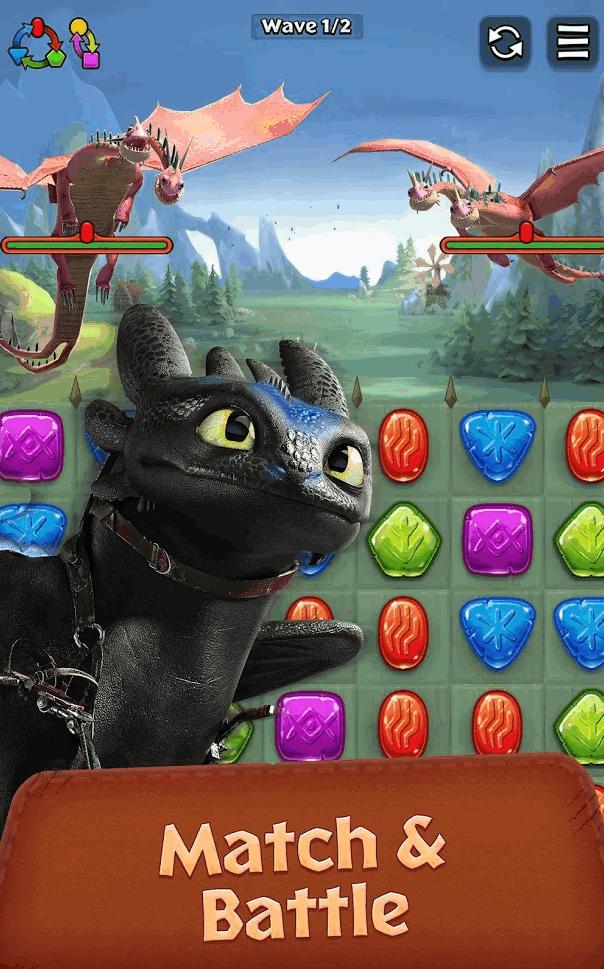 Dragons Titan Uprising hileli apk indir