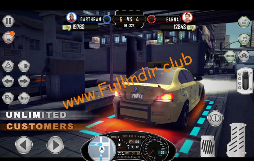 amazing taxi simulator v2 2019-full hileli apk