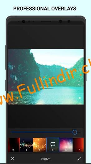 analog forest palette forest film filters full hileli apk indir