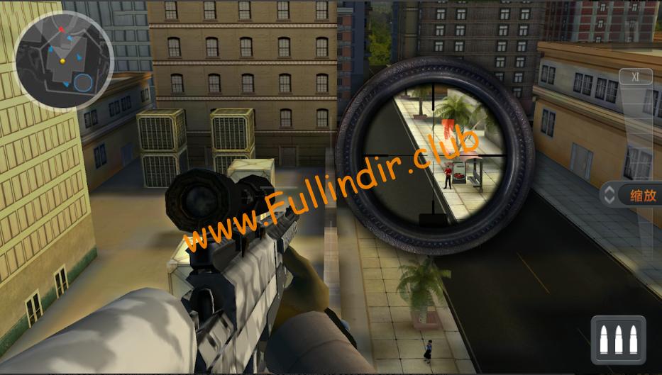 aim and shoot sniper full