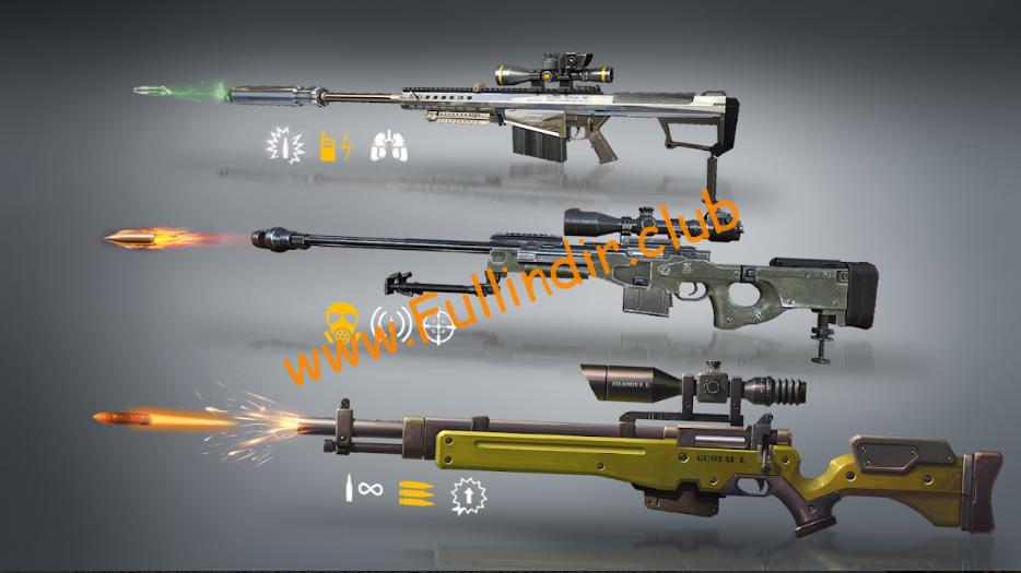 aim and shoot sniper