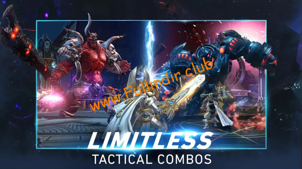 aion legions of war apk indir
