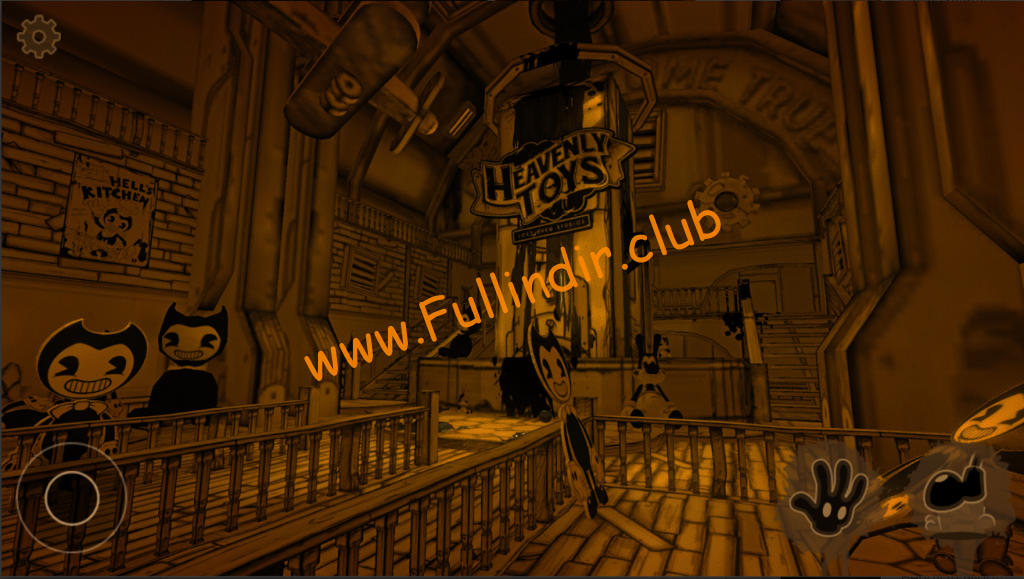 bendy and the ink machine apk indir