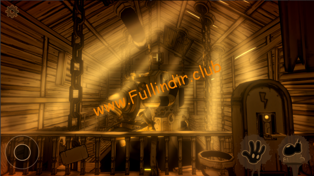 bendy and the ink machine hileli apk indir