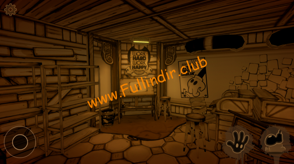 bendy and the ink machine indir