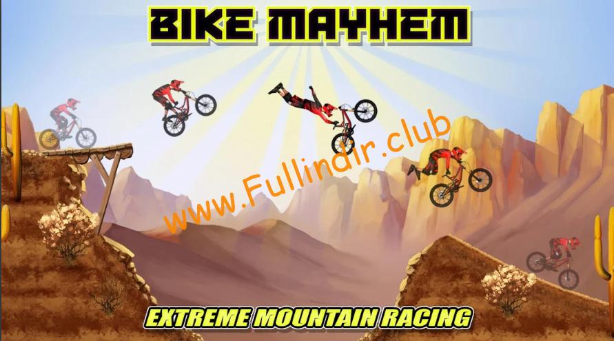 Bike Mayhem Mountain Racing full hileli