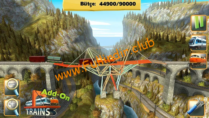 Bridge Constructor full hileli apk indir