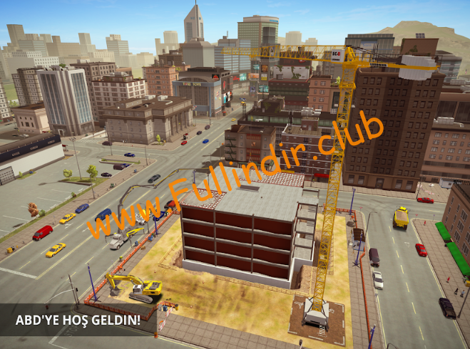 Construction Simulator 2 full hileli apk indir