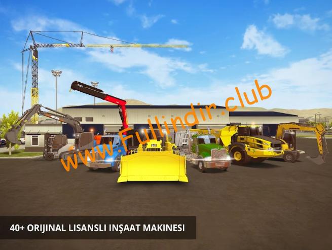 Construction Simulator 2 full hileli apk