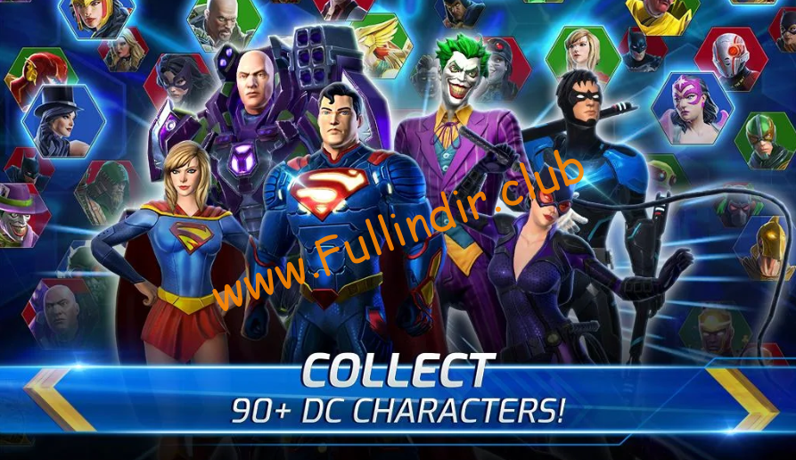 dc legends battle for justice full