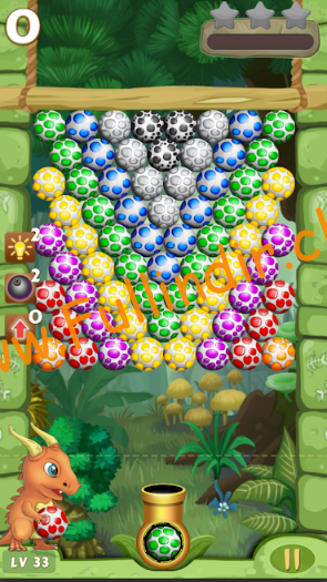 dinosaur eggs pop 2 full hileli apk indir