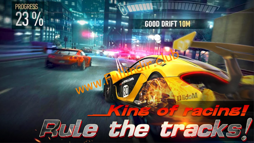 driving drift car racing game indir