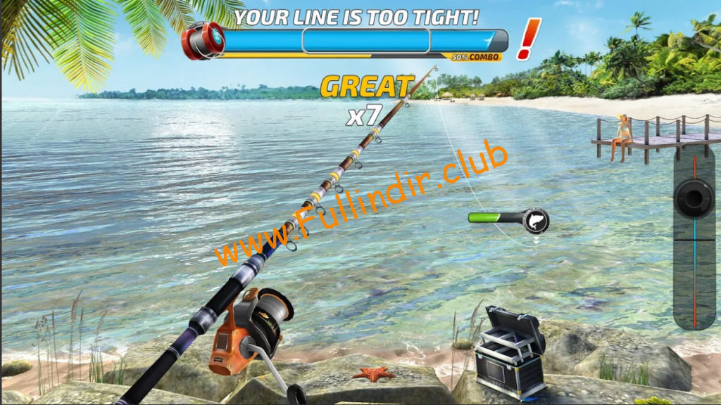 fishing clash balikcilik oyun 3d simulatoru-indir