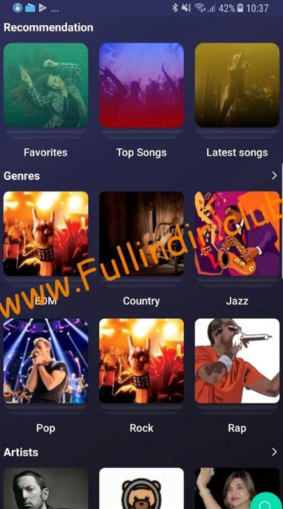 free music pro apk indir