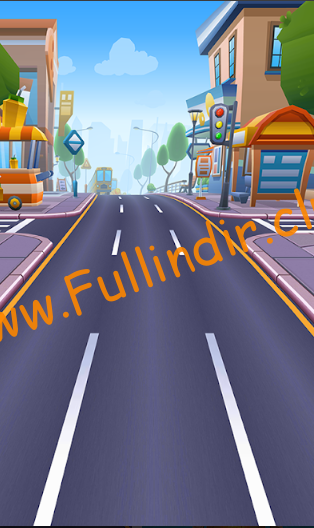 garfield rush full hileli
