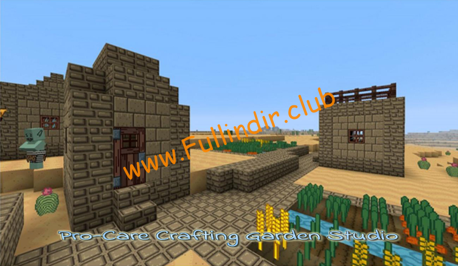grand loco craft survival edition full hileli apk indir