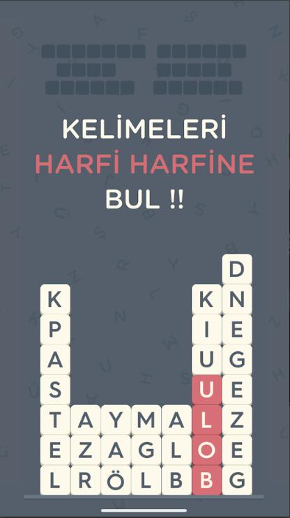 harfi harfine kelime bulmaca oyunu hileli indir