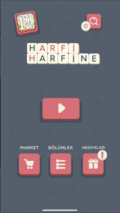 harfi harfine kelime bulmaca oyunu indir