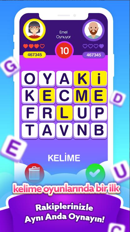 kelime oyunu word cube hileli indir