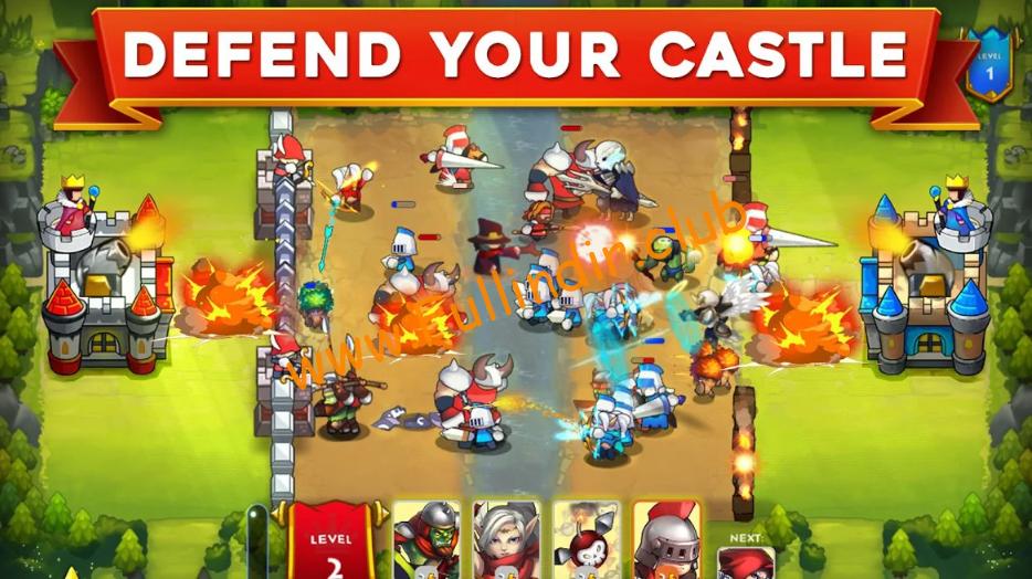 king rivals war clash full