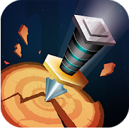 knife throw 3d full hileli apk indir