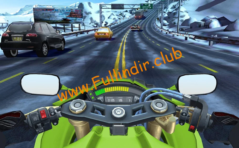 Moto Rider GO: Highway Traffic full hileli apk indir