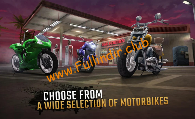 Moto Rider GO: Highway Traffic full