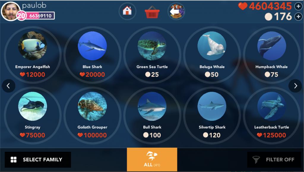 ocean reef life indir