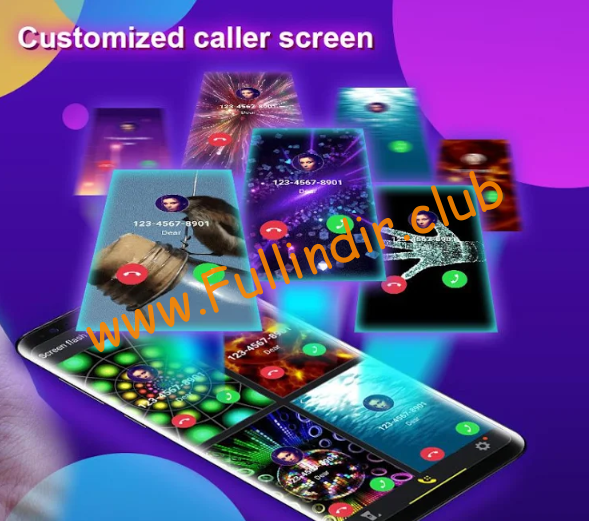 phone color screen full hileli
