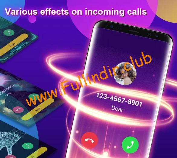 phone color screen full