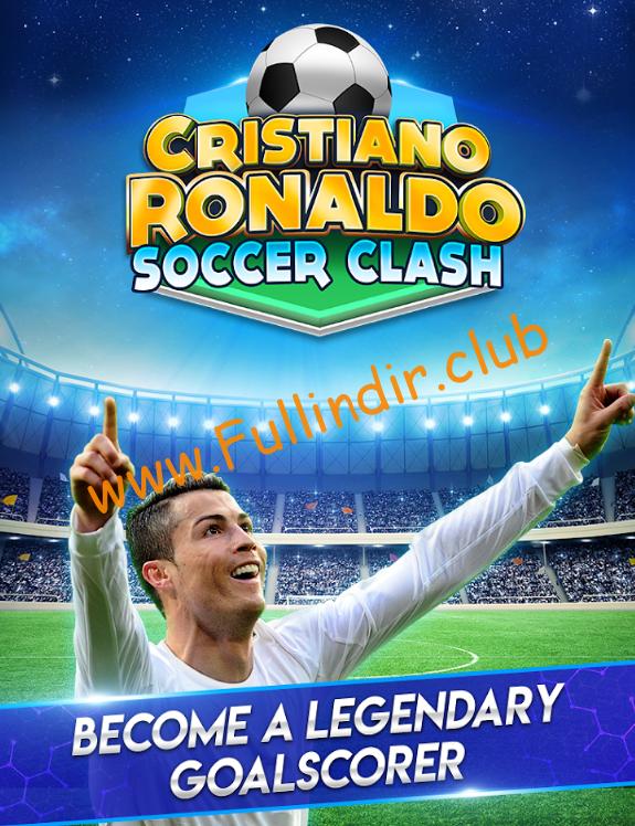 Ronaldo Soccer Clash apk indir
