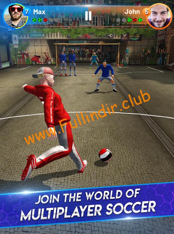 Ronaldo Soccer Clash apk