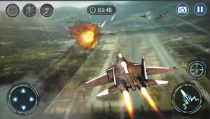 skyward war mobile thunder aircraft battle games apk indir