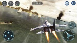 skyward war mobile thunder aircraft battle games hileli apk indir