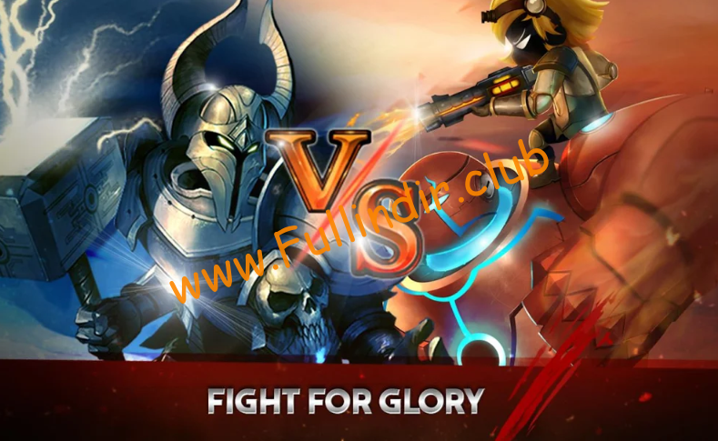 Stickman Legends: Shadow War Offline Fighting Game full hileli apk