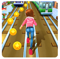 subway princess runner apk indir