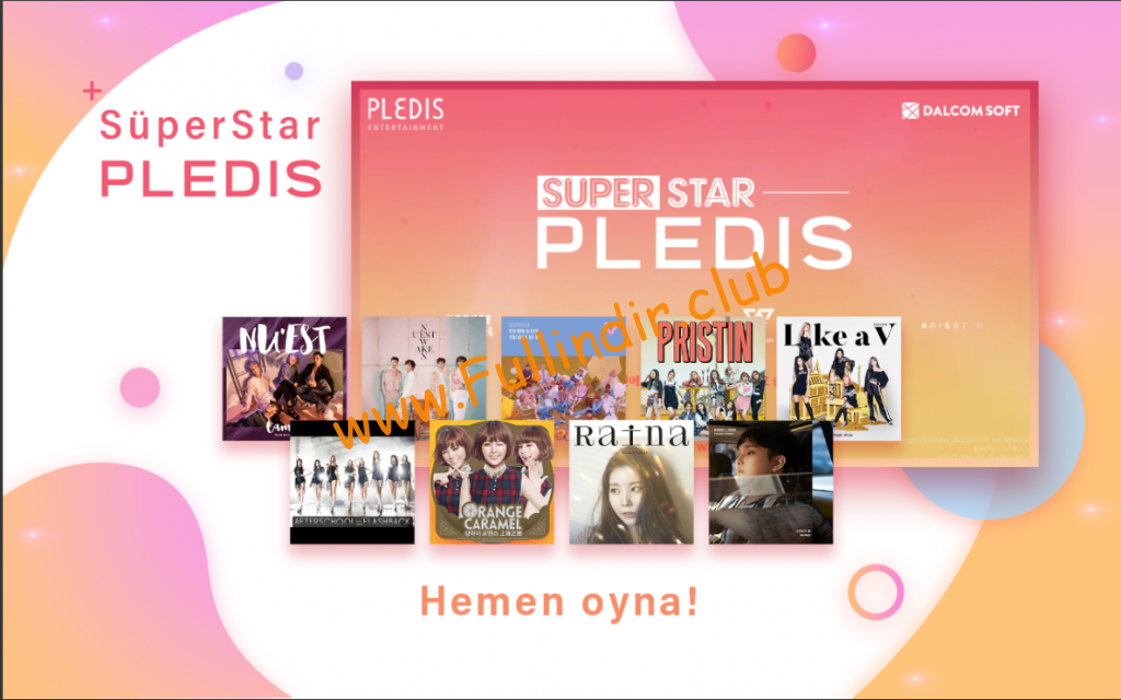 superstar pledis apk indir