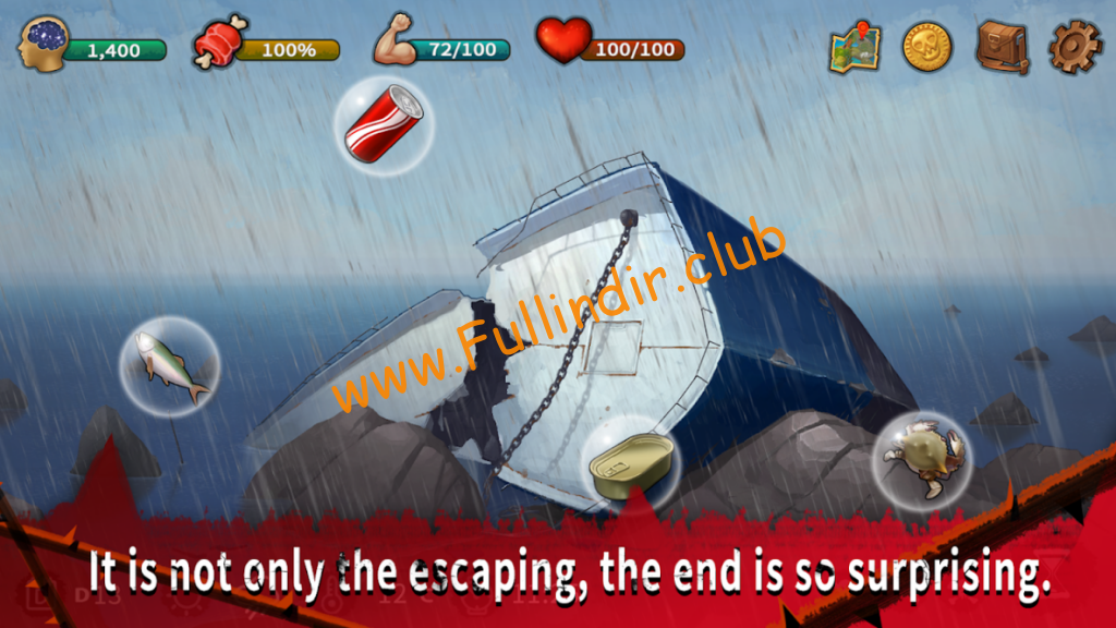 survival escape island indir