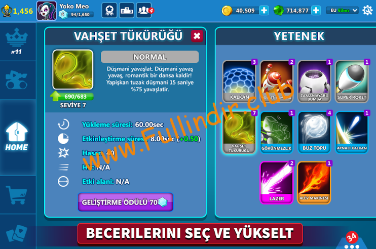 Tank Raid Online Premium full hileli apk