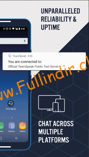 teamspeak 3 voice chat software full