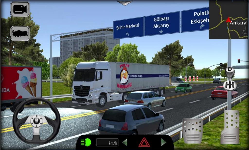truck simulator 2019 turkiye hileli apk indir