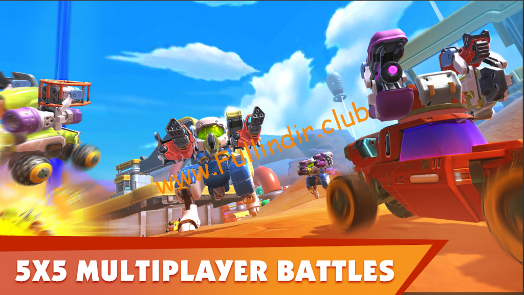 turbo squad build and battle apk indir
