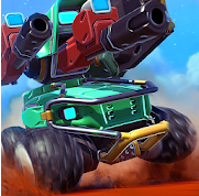 turbo squad build and battle full hileli apk indir