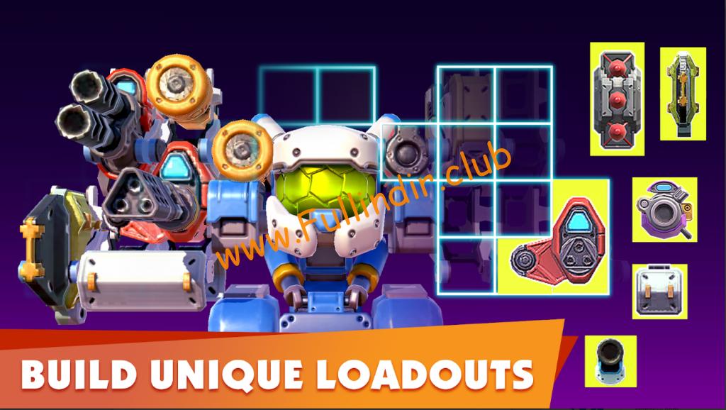turbo squad build and battle hileli indir