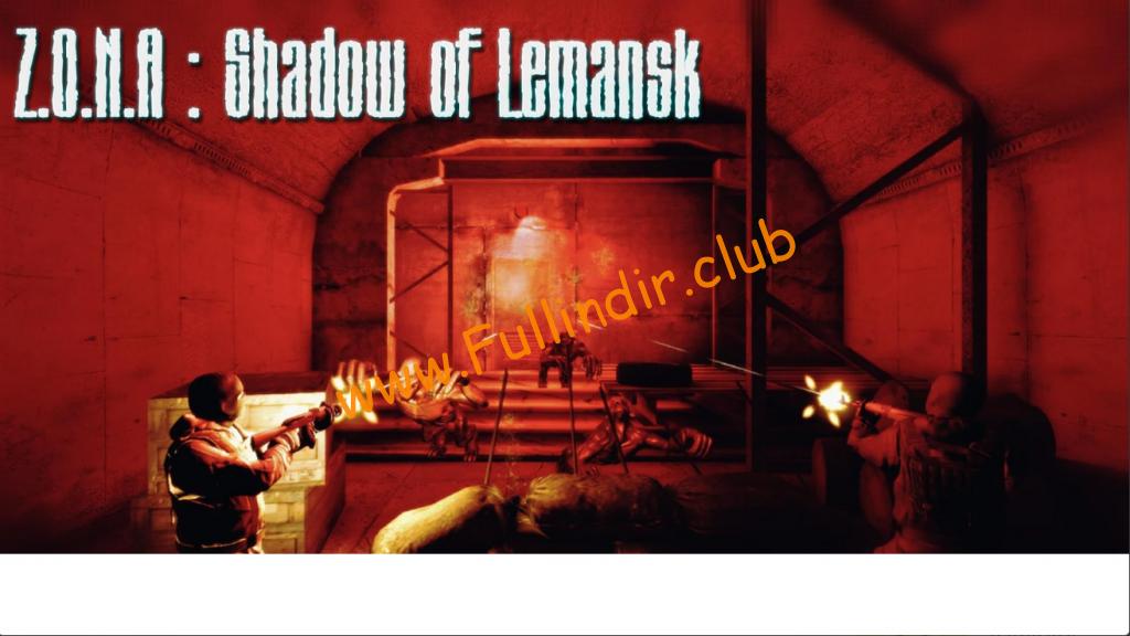 zona shadow of lemansk hileli apk indir