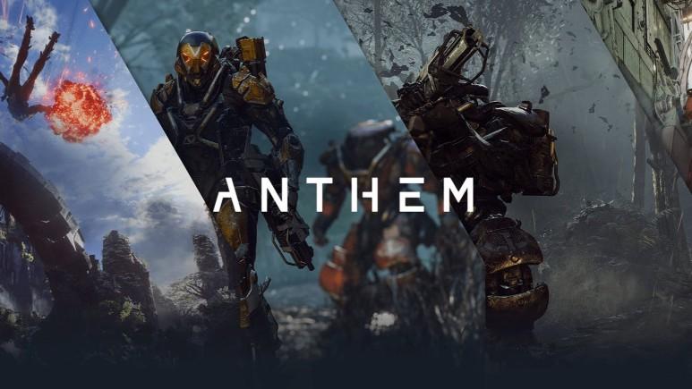 Anthem pc indir