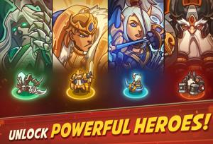 Empire Warriors Premium Bedava APK indir
