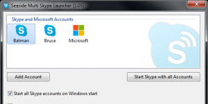 Seaside Multi Skype ücretsiz indir