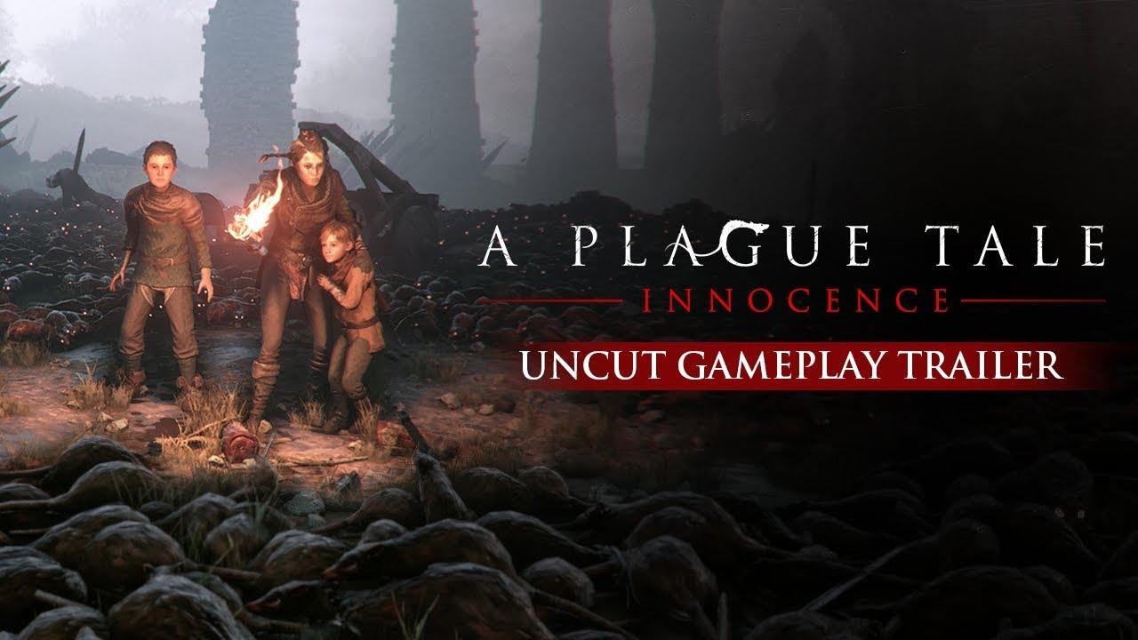 a plague tale innocence pc indir