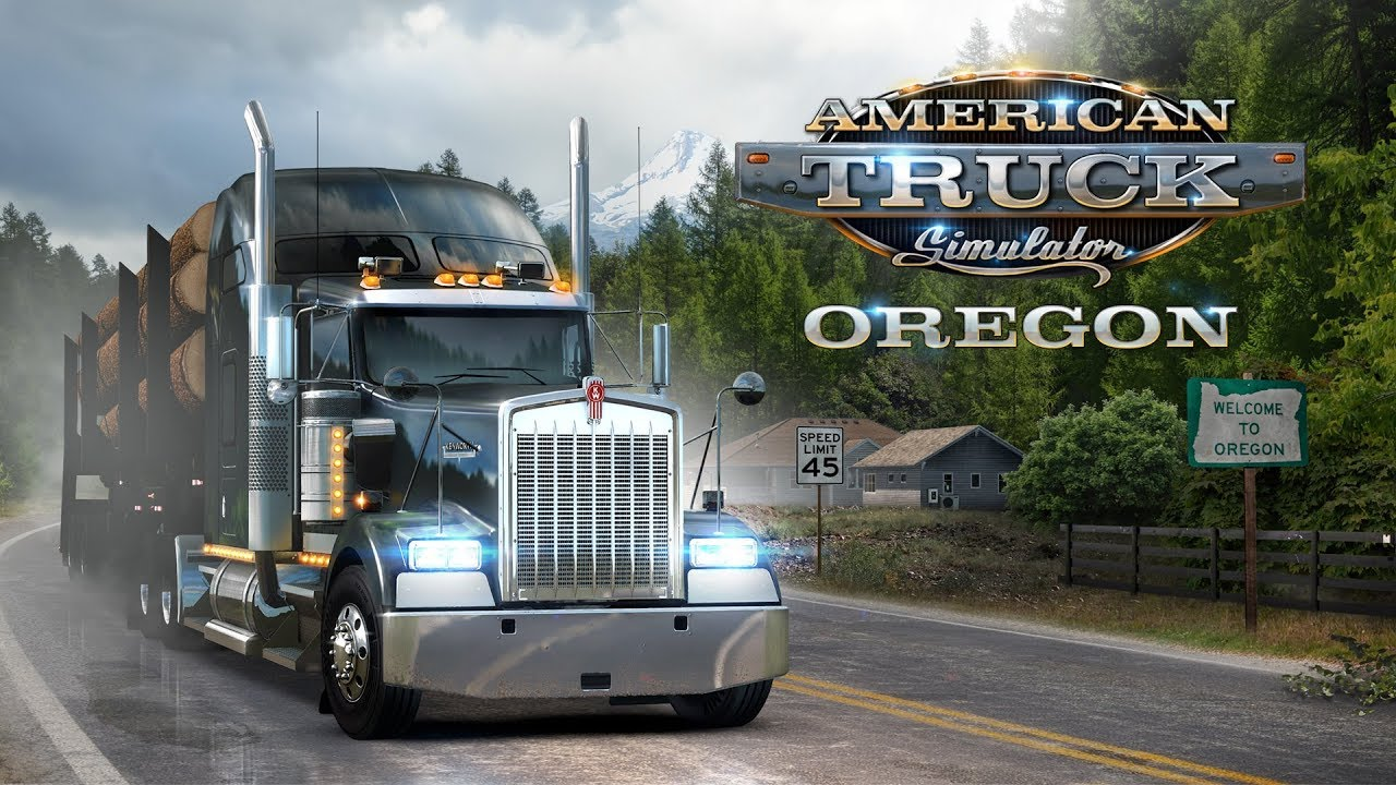 american truck simulator oregon pc indir